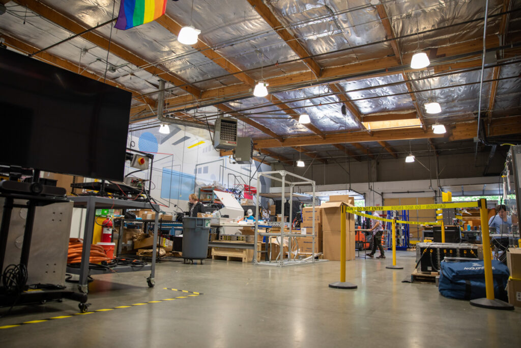 First Mode State-of-the-Art Manufacturing Facility