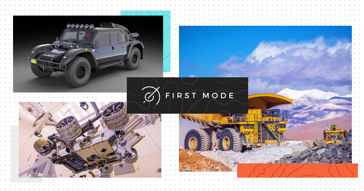 First Mode | Creative Engineering Firm | Seattle and Perth