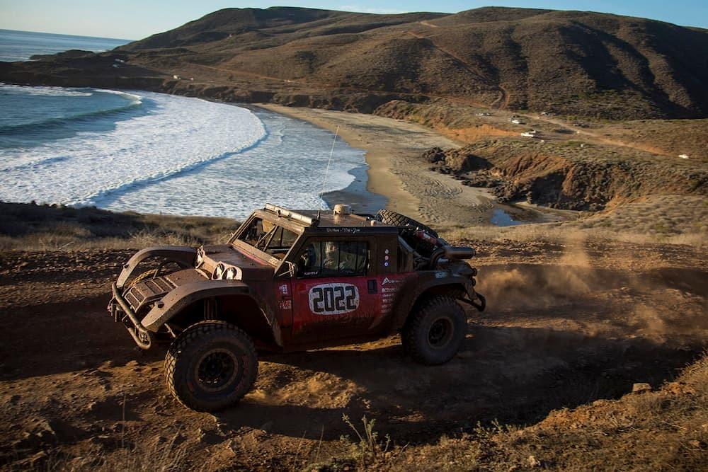 2022 SCORE Baja 1000 First Mode SCG